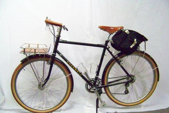Custom Commuter Bike